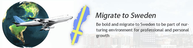 Migrate to Sweden